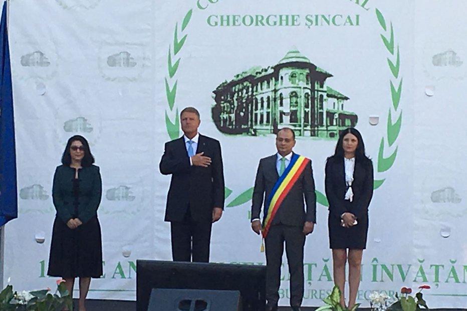 Iohannis critică reintroducerea