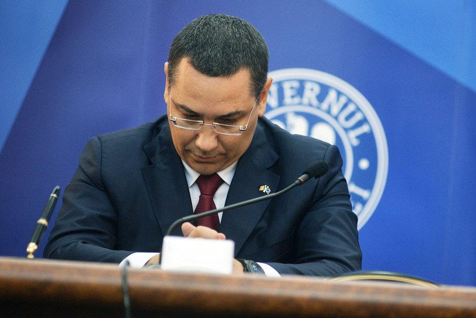 Ponta, atac dur la Dragnea. De ce nu votează fostul premier cererea DNA în cazul Plumb