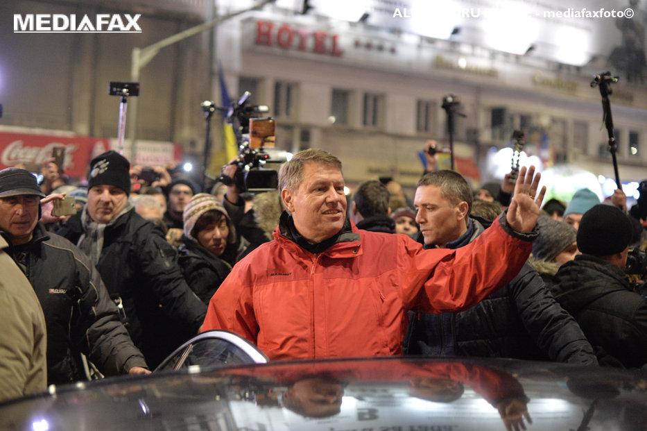 """Iohannis: """"Politicieni influenţi atacă justiţia. Este nevoie de o implicare civică maximă"""""""