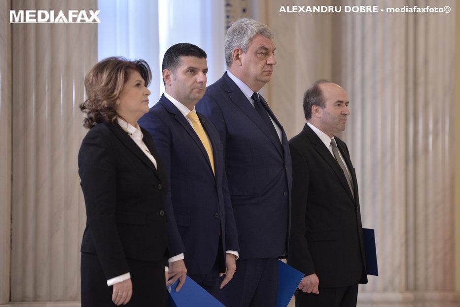 Guvernul ar putea merge cu Dosarul Belina la CCR. Opinia pe care ministrul Justiţiei i-a prezentat-o premierului