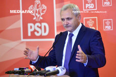 Liviu Dragnea: Sunt foarte îngrijorat că celelalte partide au o cotă mică. Nu este sănătos