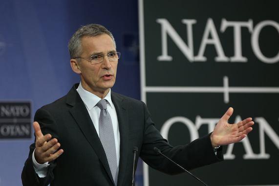 """De la Bucureşti, NATO transmite un mesaj clar Rusiei. Stoltenberg: """"Alianţa nu doreşte un nou Război Rece"""""""