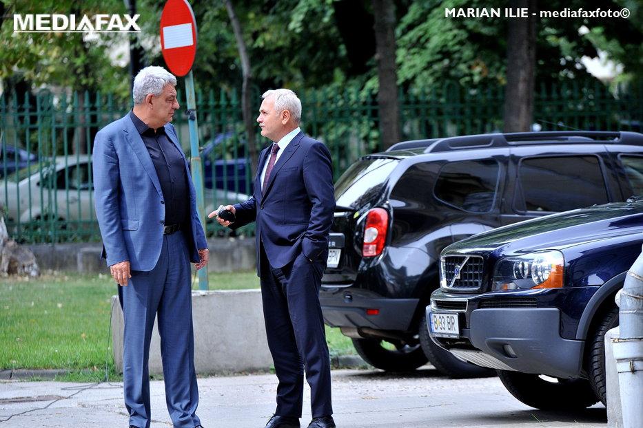 """Dragnea şi Tudose au făcut pace. Premierul: """"Am stabilit împreună remaniabilii"""". UPDATE"""