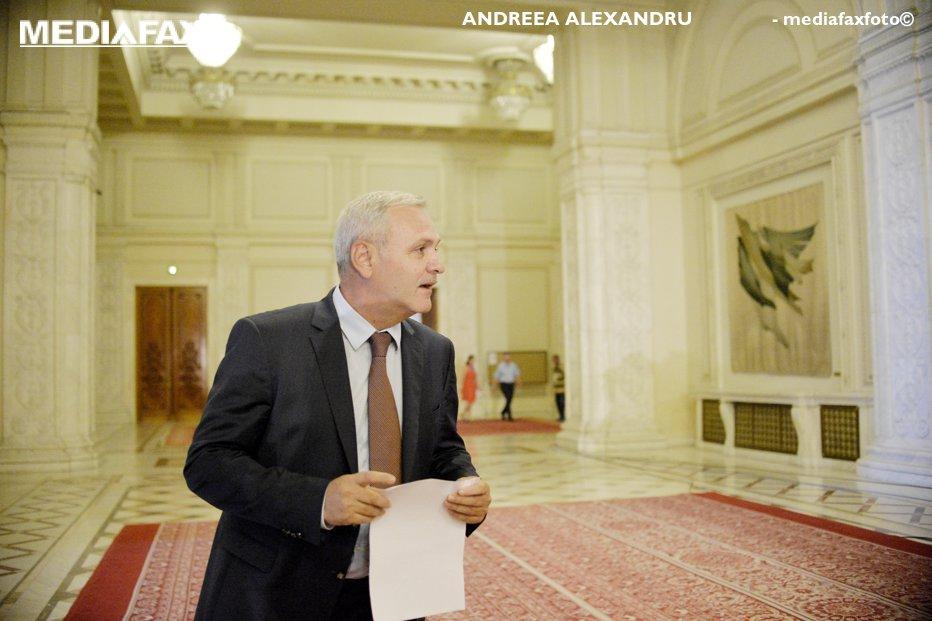 """Dragnea a votat """"din greşeală"""" moţiunea simplă împotriva ministrului Sănătăţii"""