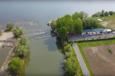 """Proiectul lui Şerban Nicolae, care ar face şi din Insula Belina un """"paradis fiscal"""", avizat favorabil de Comisia juridică a Senatului"""