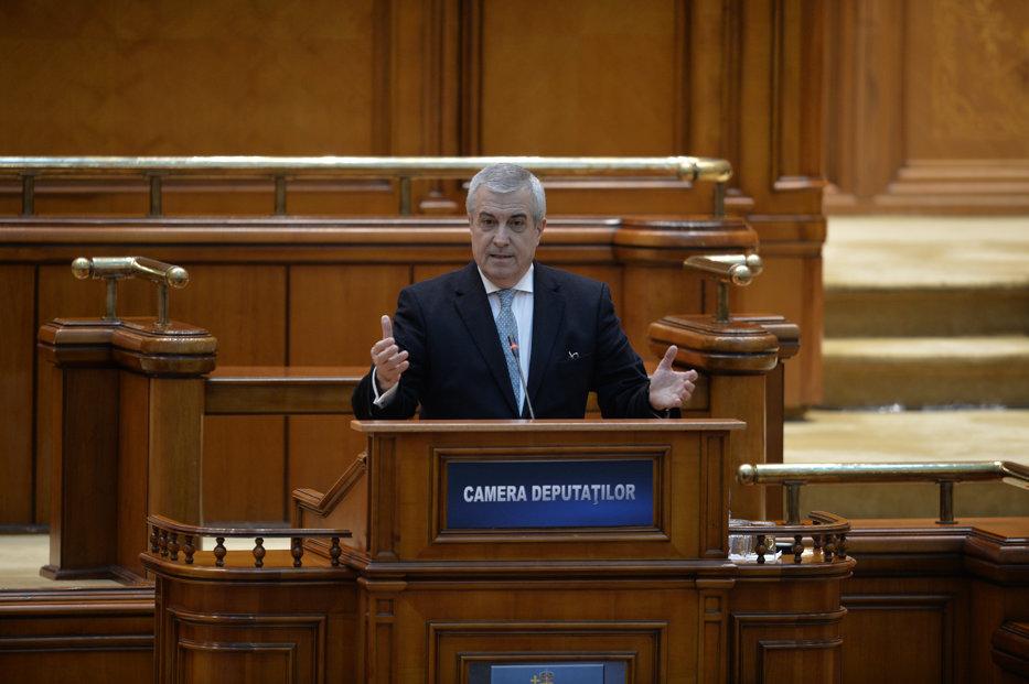 Tăriceanu: Nu putem accepta ca DNA-ul să facă Guvernul României aşa cum îi convine