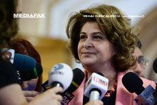 Deputaţii-jurişti îi apără imunitatea Rovanei Plumb. Cererea DNA, respinsă de comisie