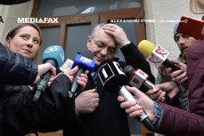 Procurorii au cerut închisoare cu executare pentru Vasile Blaga. Emil Boc şi Adriean Videanu, audiaţi şi ei în dosar