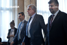 """Cum explică Tudose taxa de solidaritate. """"Încerc să vorbesc româneşte, nu în finanţista domnului Mişa"""""""