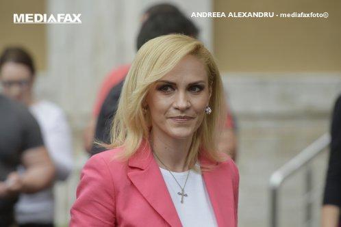 Previziune: Gabriela Firea, candidatul PSD la alegerile prezidenţiale