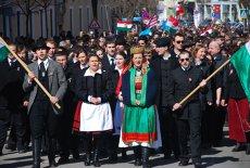Lovitură pentru UDMR: Senatul a RESPINS declararea zilei de 15 martie ca sărbătoare a comunităţii maghiare