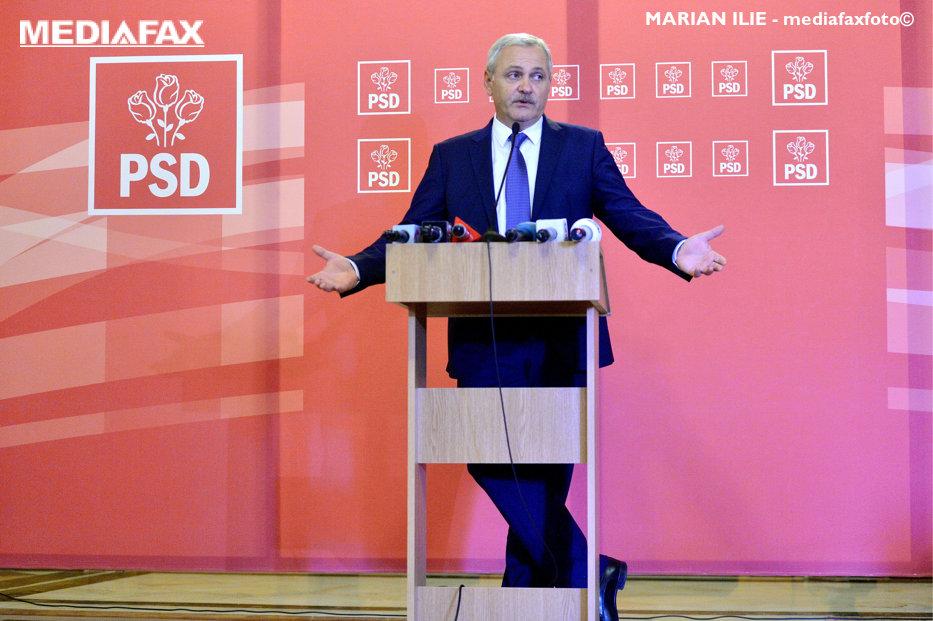 Dragnea: Nu cred că există membru din conducerea PSD care să nu aibă dosar făcut. Execuţia mea e în beneficiul lui Iohannis