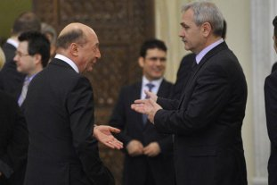 """Băsescu, provocare pentru şeful PSD: """"Ce zici Dragnea? Ai curaj?"""""""