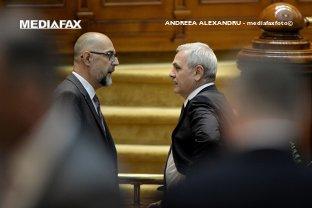Cum va vota UDMR la moţiunea de cenzură împotriva Guvernului Tudose