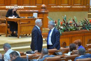 Întâlnire-fulger în biroul lui Liviu Dragnea, după haosul din Comisia condusă de Iordache