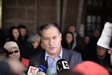 "Secretarul general al PSD nu vede ""mitingul spontan"