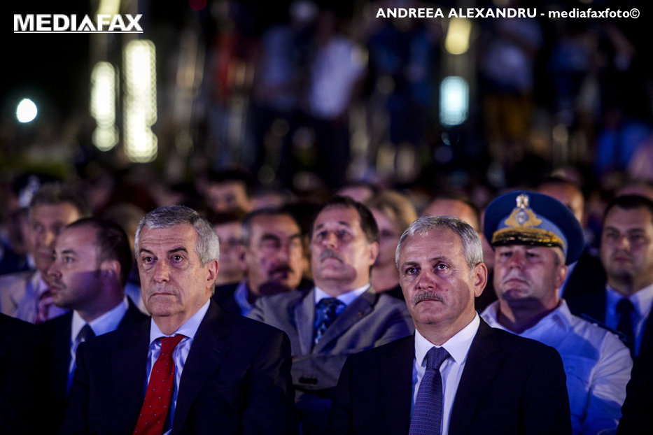 """Răspunsul oficial al lui Dragnea şi Tăriceanu la criticile SUA pe Legile Justiţiei: """"Deciziile şi voturile din Parlament se desfăşoară în numele suveranităţii poporului"""