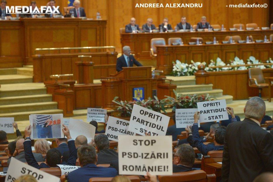 """""""PSD pregăteşte o nouă taxă"""". Scenariul PNL înaintea adoptării bugetului pe 2018"""