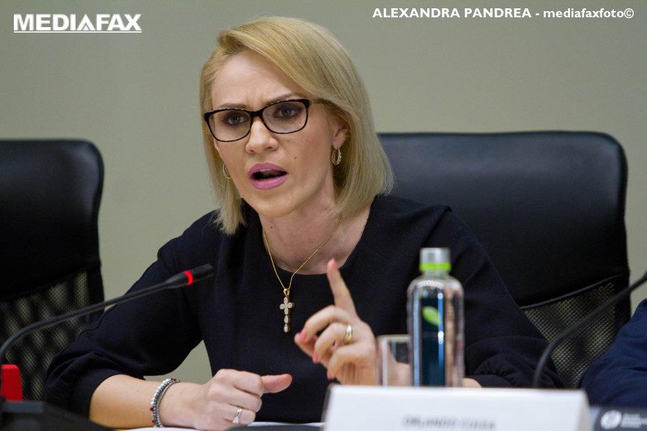 Gabriela Firea, întâlnire cu Mihai Tudose, dar şi cu Dragnea şi Tăriceanu. Ce a discutat primarul general cu şeful Guvernului şi liderii coaliţiei