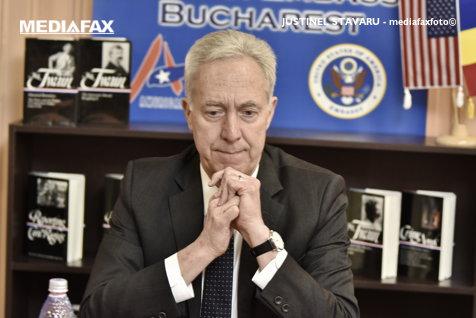 Ambasadorul SUA, despre tactica Kremlinului în România. Care este strategia folosită de ruşi în ţara noastră