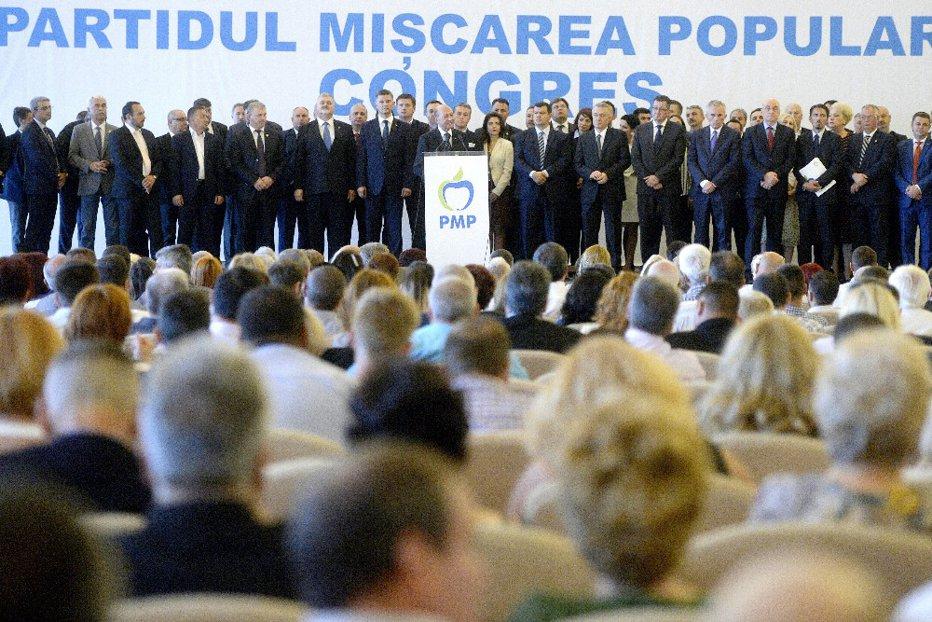 """Un deputat PMP acuză USR că a făcut """"front comun"""