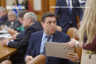 Şerban Nicolae anunţă că a depus 30 de amendamente la Legea privind Statutul magistraţilor. Ce prevăd modificările propuse de senatorul PSD