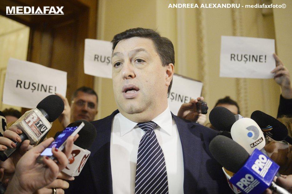 Cosette Chichirău îl reclamă pe Şerban Nicolae la CNCD. De ce crede deputata USR că senatorul PSD este misogin
