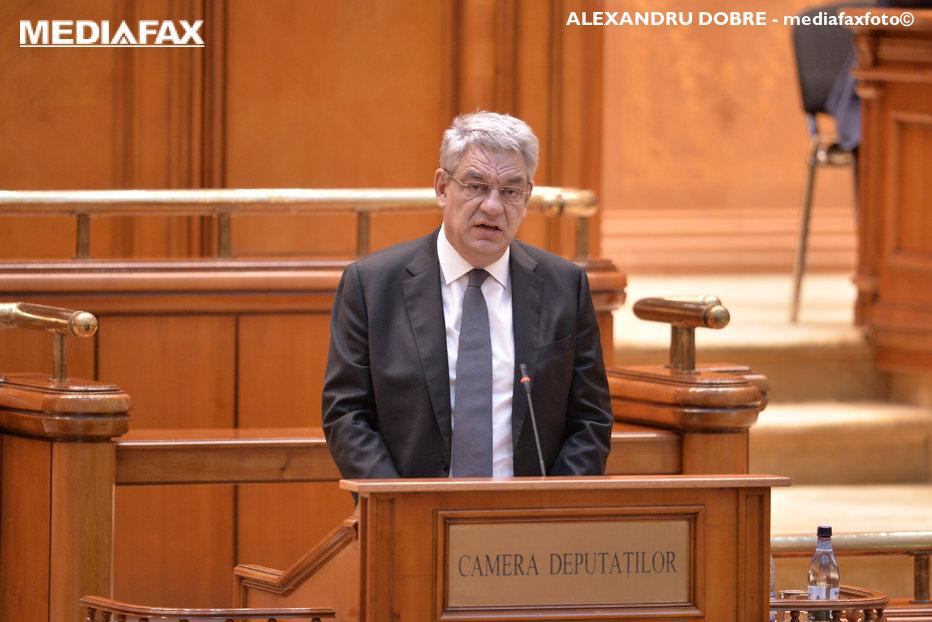 """Tudose, urare """"în opoziţii"""" pentru 2018: România trebuie să însemne mai mult decât """"tu"""" sau """"eu"""", decât """"ei"""" sau """"voi"""""""