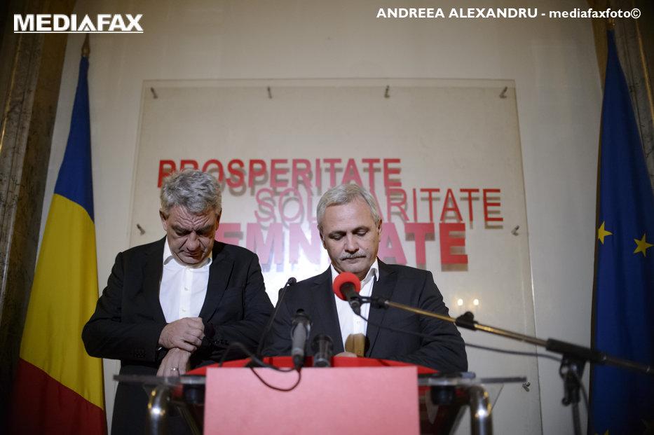 """Scandalul Tudose-Dragnea împarte taberele în PSD. Lider teritoriu: """"Sper ca lucrurile să aibă un sfârşit fericit, deşi nimic nu mă îndreptăţeşte la asemenea speranţe"""""""