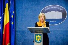 Vicepremierul Paul Stănescu îşi contrazice şeful de la Guvern: Nu se impunea demisia lui Carmen Dan