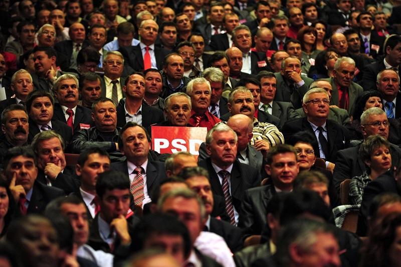 """Încă o organizaţie importantă a PSD cere convocarea Comitetului Executiv,  """"ca urmare a ultimelor evenimente din partid şi derulate în spaţiul public"""""""