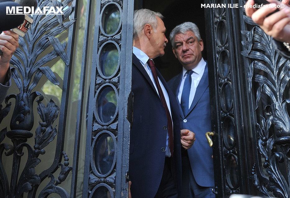 Şedinţă de urgenţă la PSD. Confruntarea finală între Tudose şi Dragnea, luni, în şedinţa CEx. UPDATE
