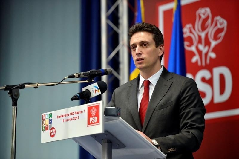 Cătălin Ivan: Dragnea şi-a început ultimul turneu prin ţară ca preşedinte al PSD, este unul de adio