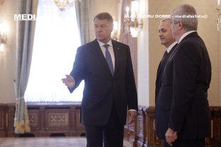 Consultări pentru noul Guvern. Dragnea merge la Cotroceni să-l convingă pe Iohannis s-o desemneze premier pe Dăncilă.  Opoziţia cere anticipate