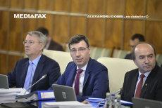 Ministrul Finanţelor, discuţii cu Liviu Dragnea înainte de audierea de la Senat