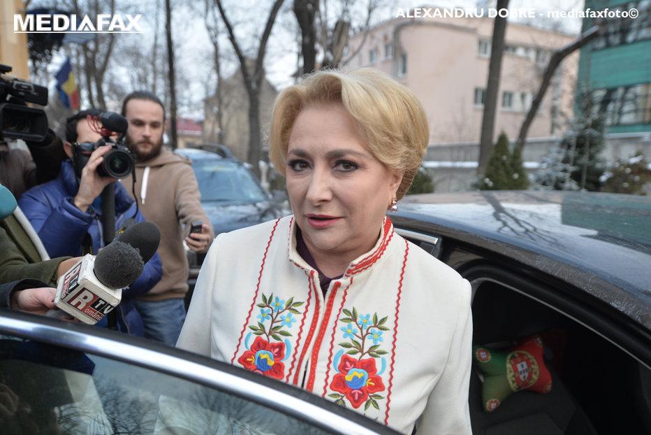 """Când a anunţat Dăncilă SPP-ul că renunţă la serviciile de protecţie. Precizările premierului după """"o serie de speculaţii în spaţiul public"""""""