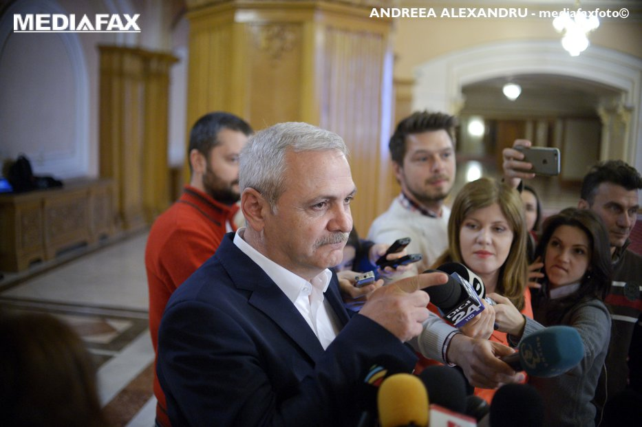 Va da Guvernul OUG pentru modificarea Codului penal? Răspunsul lui Liviu Dragnea