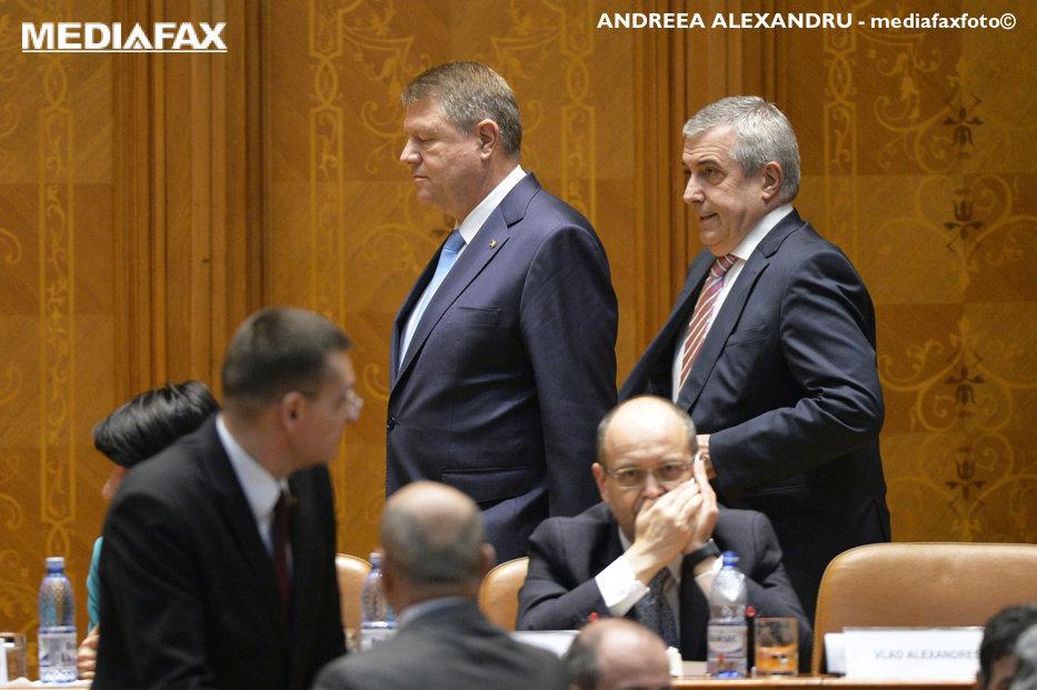 Tăriceanu, încă un atac la Iohannis: Răspunsul preşedintelui legat de SPP e uşor pueril. Să nu se facă, totuşi, că plouă