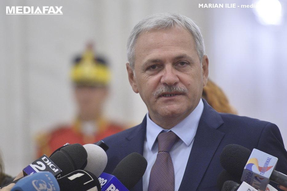 """Reacţia lui Liviu Dragnea, după ce fostul şef al SPP a declarat că Serviciul a fost """"ţinta unor persoane cu funcţii de conducere"""""""