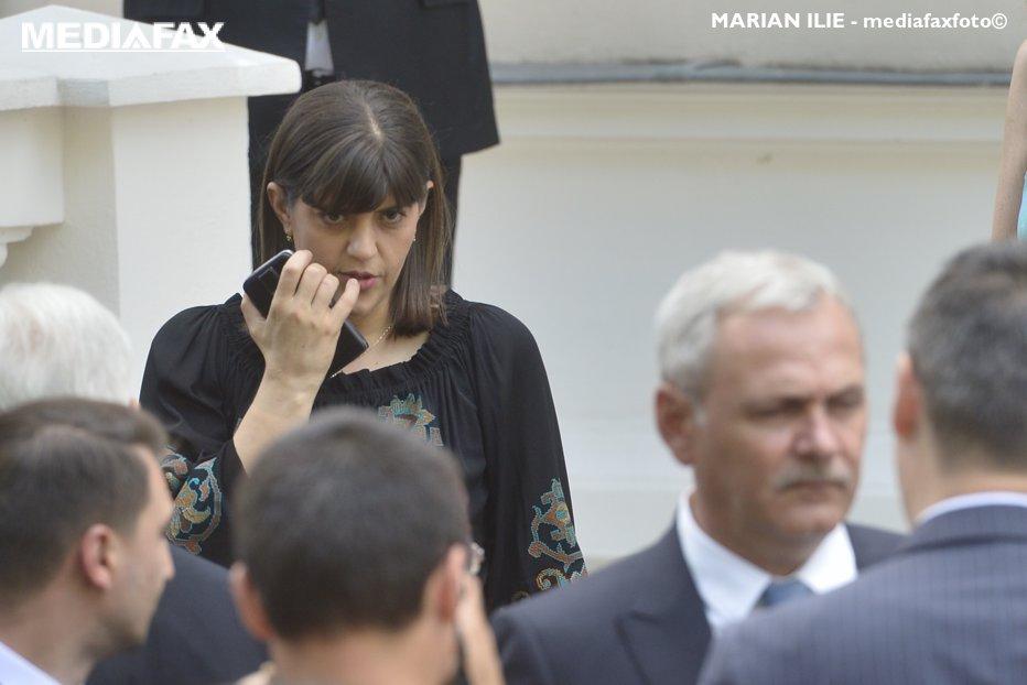 PSD începe ofensiva împotriva lui Kovesi. Vicepremierul Paul Stănescu: Să-şi dea demisia. Liviu Dragnea: Să stea cât vrea la DNA, e vorba despre poliţie politică