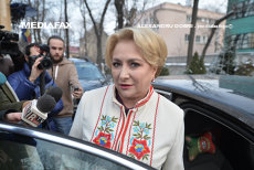 """Prima vizită externă ca premier a Vioricăi Dăncilă. """"Important este să arătăm deschidere"""""""
