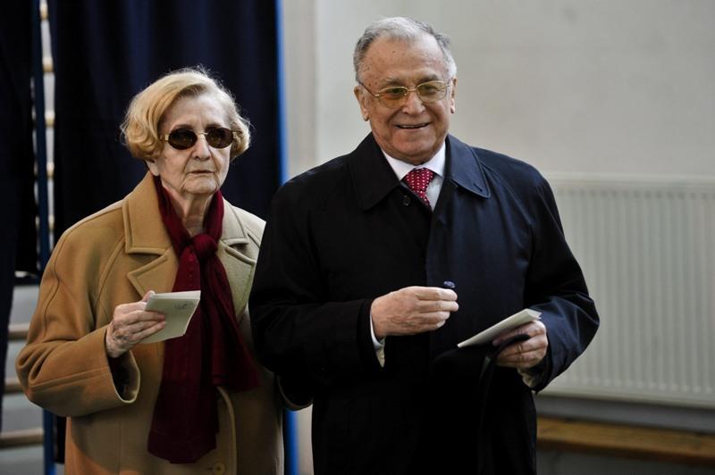 Ce pensie are Nina Iliescu. Soţia fostului preşedinte şi-a publicat pe blog fluturaşul de pensie