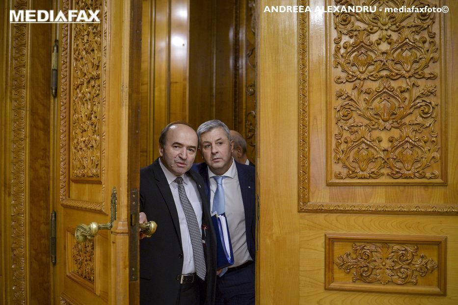 """Înainte de raportul ministrului Justiţiei în cazul DNA, Florin Iordache îi transmite un mesaj lui Tudorel Toader. """"Gradul de aşteptare e foarte mare"""""""