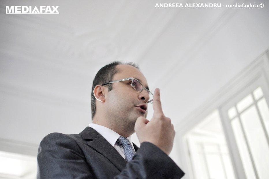 Buşoi critică bugetul Capitalei pe 2018: PNL va vota împotrivă, este o minciună umflată