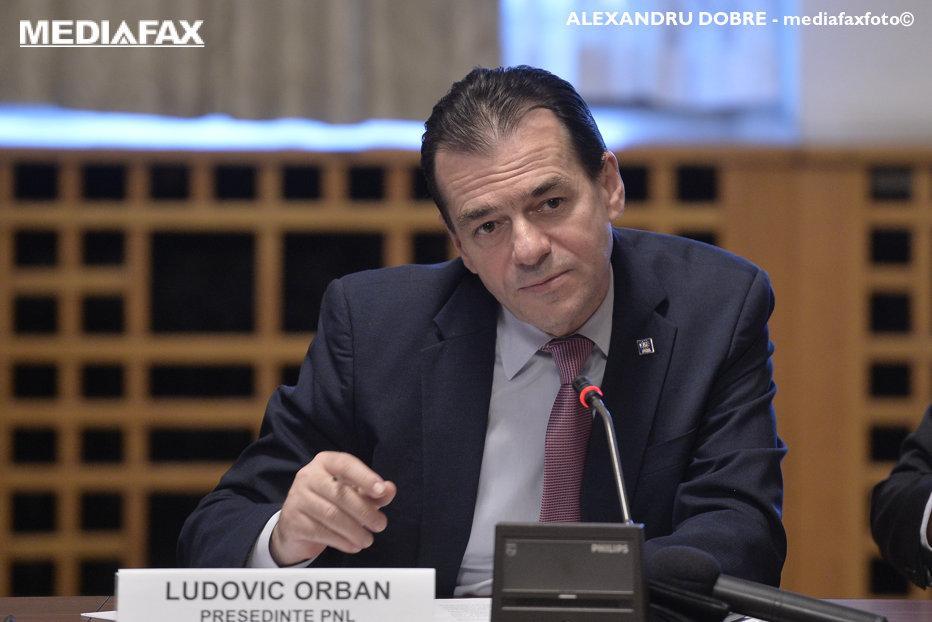 """Ludovic Orban: """"Nu există niciun element care să modifice achitarea în dosarul meu"""""""