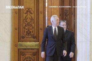 """Ce a discutat ambasadorul SUA cu Liviu Dragnea, în biroul şefului PSD de la Parlament. """"Dacă ar fi deschis subiectul Justiţie, aş fi refuzat"""""""