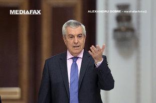 """Călin Popescu Tăriceanu, chemat în Comisia SRI să explice cine e """"statul paralel"""