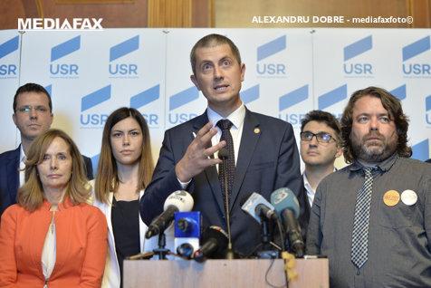 USR atacă la Curtea Constituţională înfiinţarea Comisiei de anchetă pentru SPP