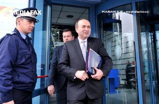 Tudorel Toader, precizări după întâlnirea cu preşedintele României. Ce era în dosarul cu care ministrul Justiţiei a mers la Iohannis