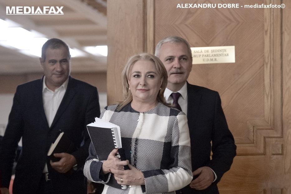 """Cine va fi candidatul PSD la prezidenţiale? Previziunea Vioricăi Dăncilă: """"Şi alte partide  au mers pe aceleaşi considerente"""""""